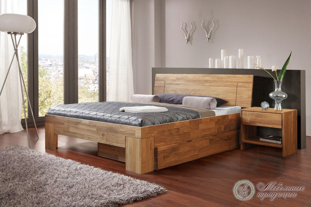 Кровати с массива своими руками